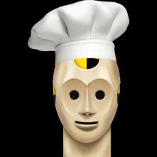 Hola somos unos cocineros muy dummies