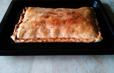 receta empanada de atún paso a paso