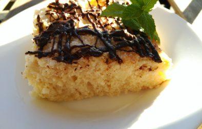 Foto Receta pastel de coco y buttermilch
