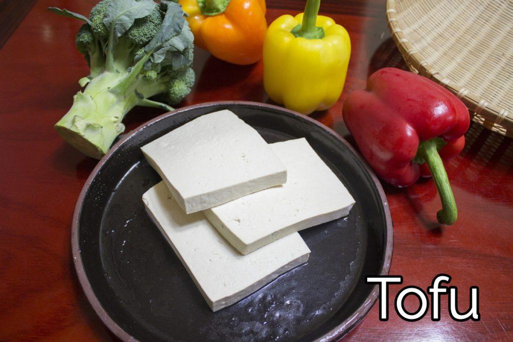 Tofu uno de los 11 superalimentos para veganos